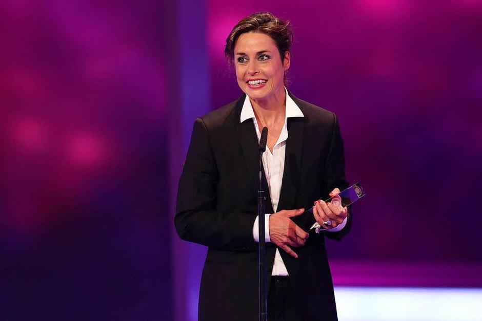 Susanne Wolff wurde Deutschlands Beste Schauspielerin (Foto: dpa)