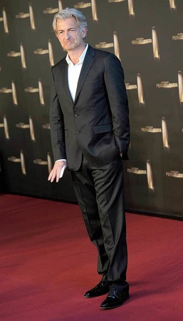Der Schauspieler Dominic Raacke