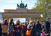 Stuttgart feiert zwei Tage lang die Wiedervereinigung