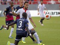 Der SC Freiburg verliert gegen Sevilla 0:2