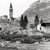 Vor 50 Jahren löste ein Erdrutsch eine gewaltige Flutwelle aus