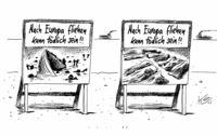 EU-Schockbilder-Kampagne. Jetzt auch in Afrika