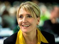 Simone Peter neue Grünen-Chefin