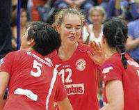 Offenburgs Volleyballerinnen greifen wieder ins Geschehen ein