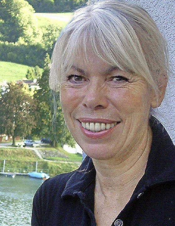 Schreibt authentisch und ohne Brimbori...torin und (Groß-)Mutter Petra Gabriel   | Foto: Roswitha Frey
