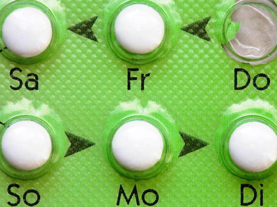 Einer Studie der Bundeszentrale für ge...n 53 Prozent der Frauen mit der Pille.  | Foto: Heiko Rothe/fotolia.com