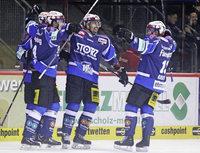 Schwenninger Wild Wings verabschieden sich mit zwei Siegen in Länderspielpause