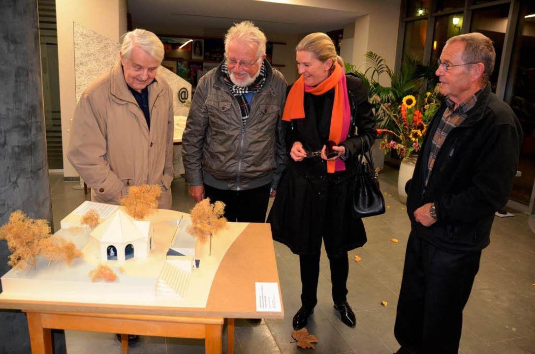 Das Inhalatorium Badenweiler  soll lau...elle besichtigen und bewerten konnten.    Foto: sigrid umiger