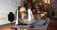 Isenheimer Altar an neuem Standort