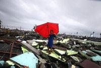 Taifun Haiyan hinterlässt eine Trümmerwüste