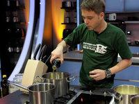 """Adler-Küchenchef tritt bei Sat1-Kochshow """"The Taste"""" an"""