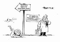 Umstrittene Karikatur: Nicht jede Kritik ist Antisemitismus