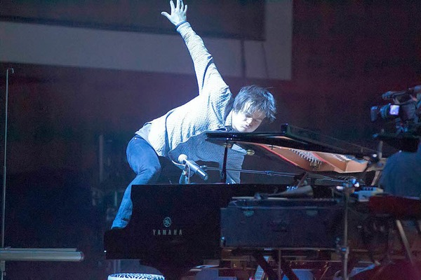 Jamie Cullum im Freiburger Konzerthaus