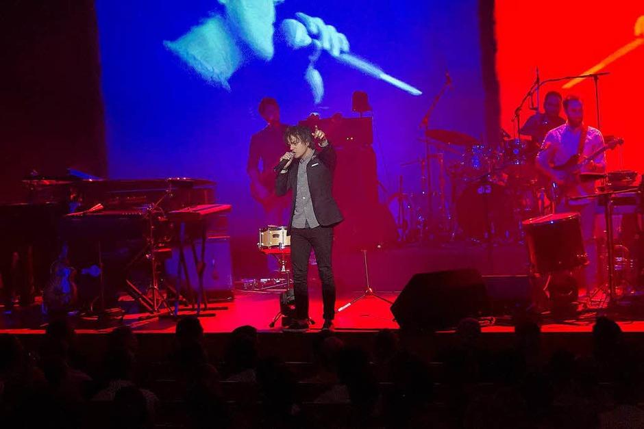 Jamie Cullum im Freiburger Konzerthaus (Foto: Daniel Fleig)
