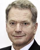 Sauli Niiniströ, finnischer Präsident, über Wachstum