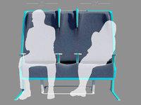 Britische Firma entwirft in der Breite verstellbare Flugzeugsitze