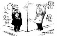 Ungleichgewicht des Schreckens