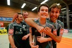 Fotos: Volleyball-Party bei 1844 Freiburg – 3:1 gegen Fellbach