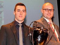 Große Ehre für Max Dilger