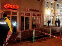Geldautomat gesprengt – Schießerei mit Polizei