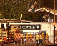 Mindestens sechs Tote bei Hubschrauberabsturz in Glasgow