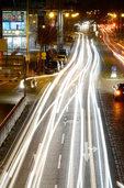 Neuer City-Ring in Freiburg: In Stoßzeiten gibt's immer wieder Stau
