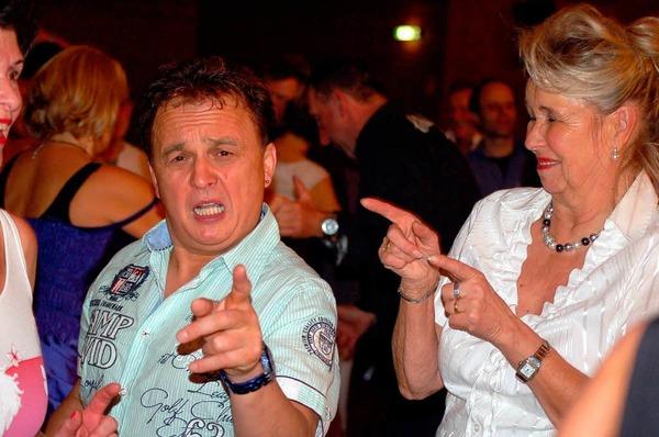 Impressionen von der Party des Rock-'n'-Roll- &-Boogie-Woogie-Club Bad Säckingen.