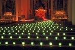 Fotos: Kerzenbilder in der Seelbacher Kirche