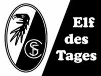 Elf des Tages: SC Freiburg stark, aber vom Pech verfolgt