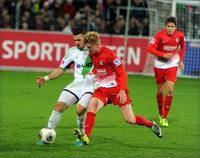 Live-Ticker: SC Freiburg-VfL Wolfsburg 0:3