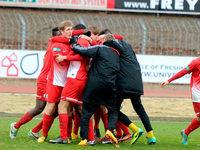 U19-Junioren stehen im DFB-Pokal-Halbfinale