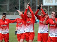 DFB-Pokal: SC-Frauen erreichen das Halbfinale