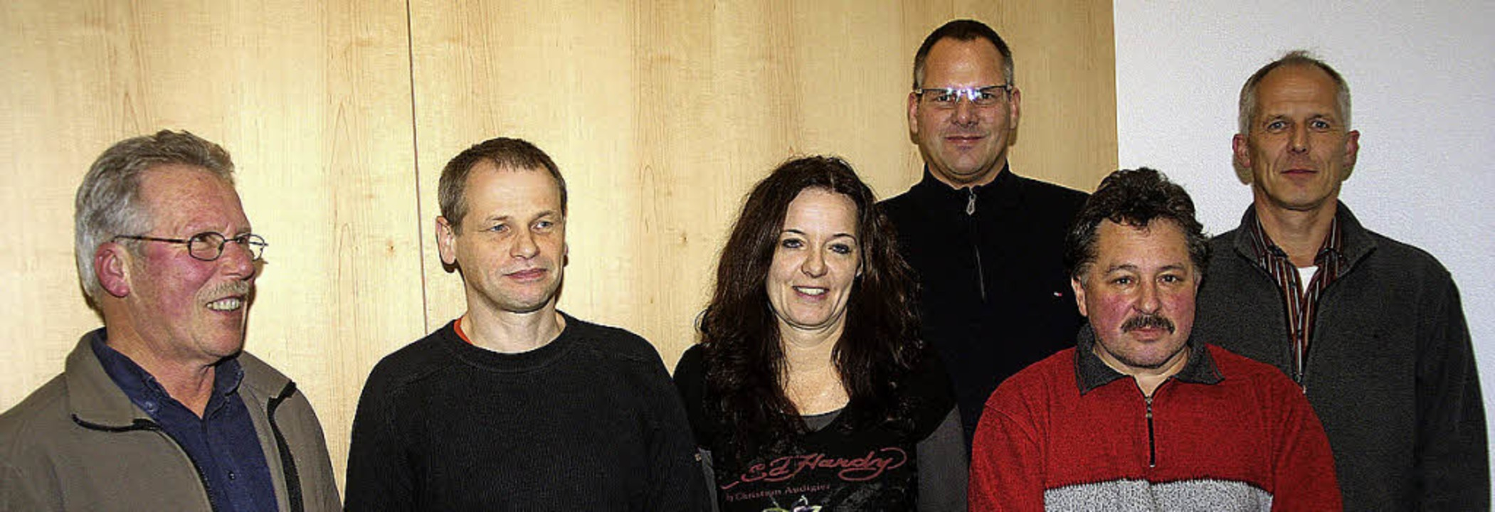 Neuer Vorstand des Fördervereins &#822...ra, Christian Schell und Thomas Zimski  | Foto: Heiner Fabry