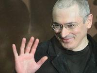 Chodorkowski ist auf dem Weg nach Deutschland