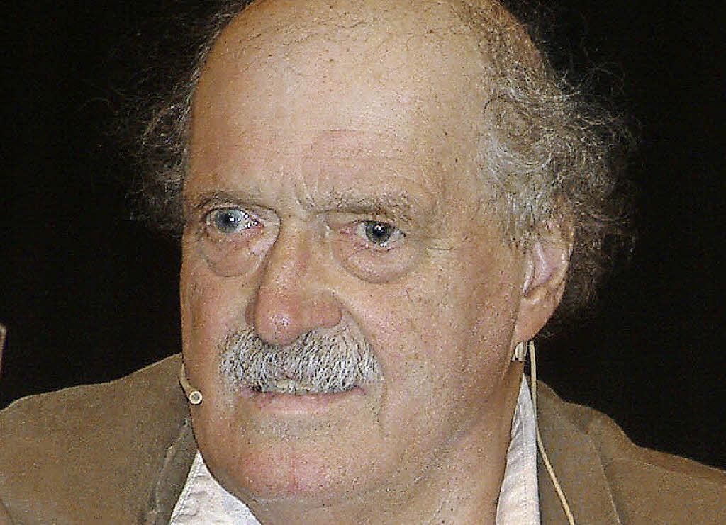 Literaturpreis für <b>Urs Widmer</b> - 78716413