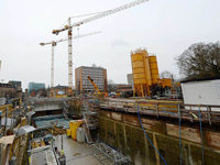 Baustelle zum Stadtbahntunnel soll Touristenattraktion werden