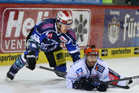 Morten Greens Bescherung auf dem Eis