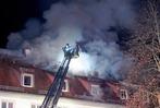 Fotos: Wohnungsbrand in Lahr – Großeinsatz für Feuerwehr