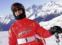 Michael Schumacher hat sich lebensgefährlich verletzt