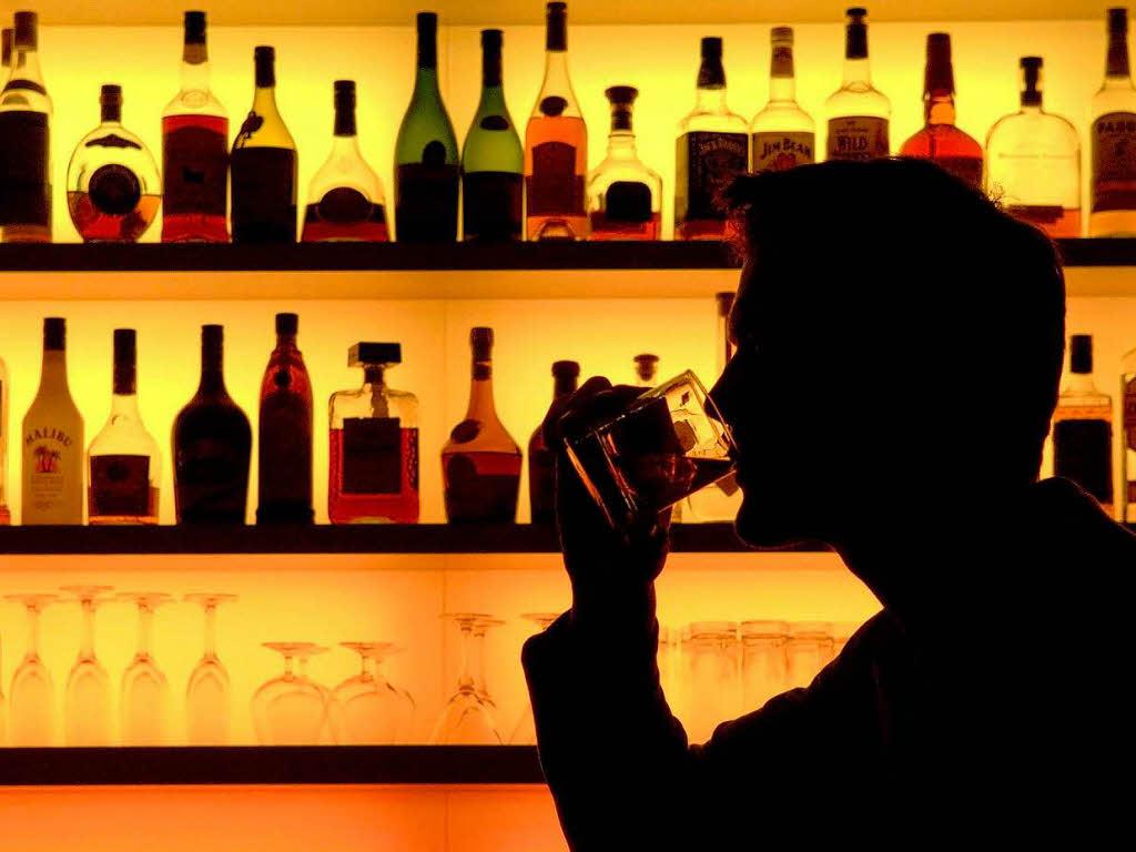 Wieviel werden die Tage vom Alkoholismus behandelt