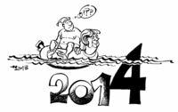 Optimistisch ins neue Jahr
