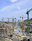 Pannen am Panama-Kanal