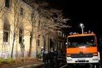 Fotos: Brand in Zentralwäscherei der Universitätsklinik Freiburg