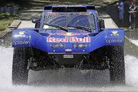 Rallye Dakar gestartet