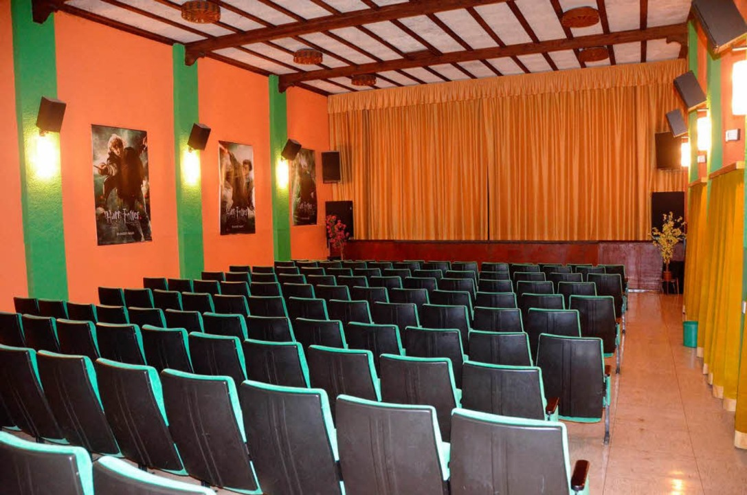 Blick in den Kinosaal  | Foto: Gerold Zink
