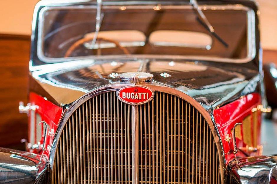 Im Automuseum lassen sich viele Raritäten entdecken. (Foto: Carlotta Huber)