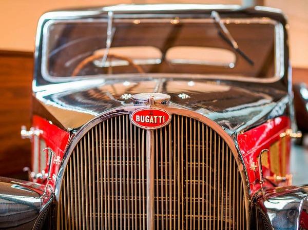 Im Automuseum lassen sich viele Raritäten entdecken.