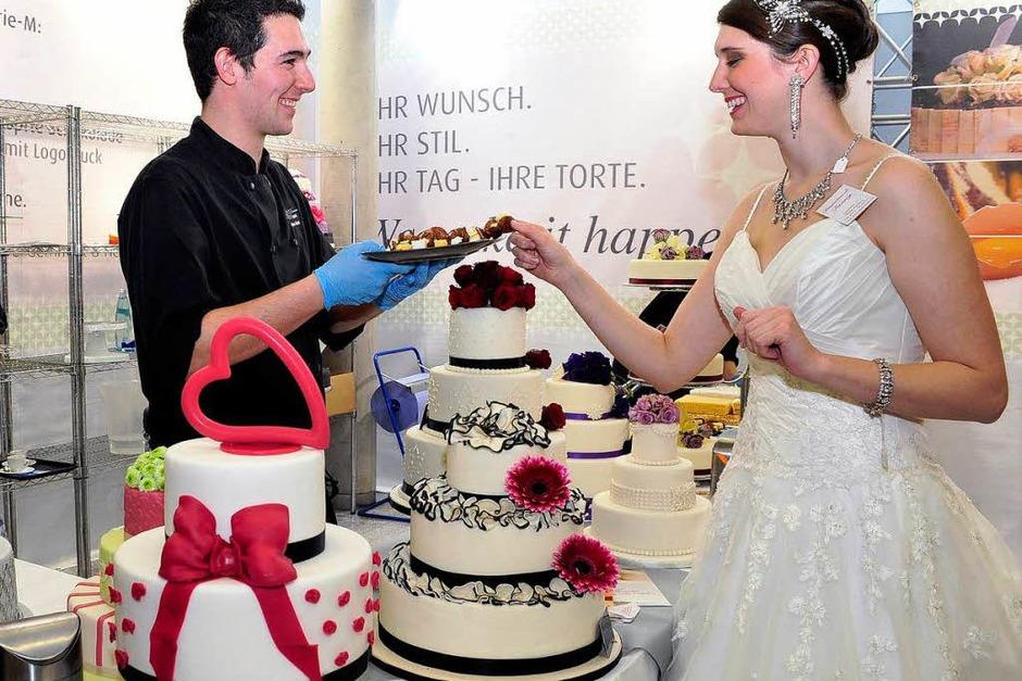 """Trends für verliebte Paare auf der """"Trau"""" (Foto: Thomas Kunz)"""