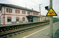 Bahn baut den Lärmschutz im Rheintal aus