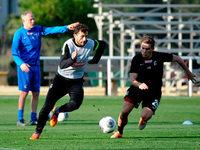 Wer überzeugt beim SC Freiburg im Trainingslager?
